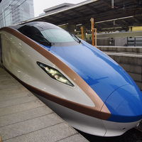 北陸新幹線に乗りたい!金沢への母娘旅