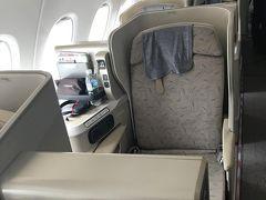 アシアナ航空 FRA/ICN ビジネスクラス A380