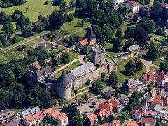 ドイツの秋:21ミュンスターラントの古城(水城)を巡る