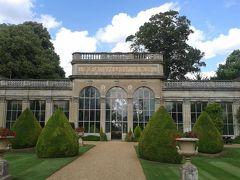 ノーサンプトン郊外の庭園Castle Ashby Gardens訪問