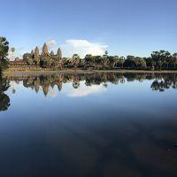 2017年10月雨季のカンボジア(シェムリアップ)観光