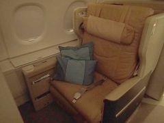 シンガポール航空A380 SQ12・SQ11 成田~ロサンゼルス ビジネスクラス搭乗記・ANAラウンジ(NRT)・スターアライアンスラウンジ(LAX)