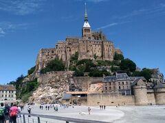 ☆フランス周遊8都市左廻り、憧れのモンサンミッシェル