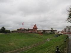 シニアのフリーツアーで行く秋雨けむるバルトの国々 1)トルコ航空でリトアニアへ そしてカウナス日帰り散策    2017年10月