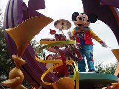 カリフォルニア ディズニーリゾート 60周年2☆ミッキーのサウンドセーショナル パレード