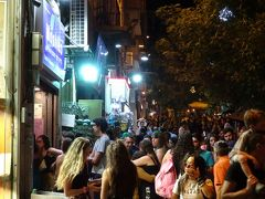 イスラエル リハビリと観光の旅 14 シャバット明けの街~帰国