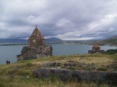 2006年アルメニアに行ってみた②(セヴァン湖)
