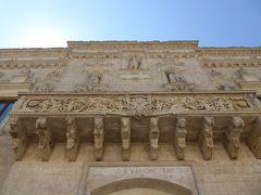 プーリア州優雅な夏バカンス♪ Vol298(第15日) ☆Corigliano D'Otranto:コリリアーノ・ドトラント城へ♪