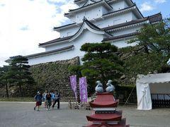 福島バス旅行 2日目天鏡閣、鶴ヶ城、大内宿