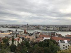 ハンガリー・スロバキア・オーストリア・チェコ周遊 PART1