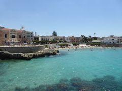 プーリア州優雅な夏バカンス♪ Vol318(第15日) ☆Santa Maria Al Bagno:サンタ・マリア・アル・バーニョの美しいビーチ♪