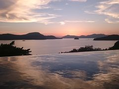 タイ・スリパンワ⑤~続何もしない一日、部屋から夕陽を眺めて~