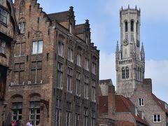 2017年子連れベルギー・イギリスの旅(4)~古都・ブルージュで中世にひたる