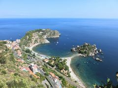 2017年夏休みはイタリアへ【7】:絶景が臨める丘の上の街「タオルミーナ」&穏やかな美しさを放つ「イゾラ・ベラ」に感動☆