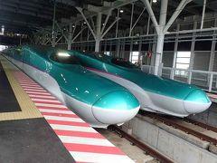 北海道新幹線H5系グランクラス×エアドゥ 函館滞在4時間 弾丸旅行