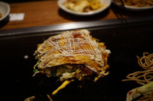 翌日のランチは、グランフロント大阪のオモニでお好み焼きをいただきました。<br /><br />【オムニ】<br />http://www.gfo-sc.jp/shop/detail?shopid=00000229<br /><br />https://r.gnavi.co.jp/kbwj638/<br /><br />【インターコンチネンタル大阪 部屋番号2502】<br />https://www.icosaka.com/stay/room/<br /><br /><br />大阪LOVER お盆休みは、大阪で! Vol.1 インターコンチネンタル大阪・海遊館・だるま・俺のフレンチ 梅田・オモニ <br />https://4travel.jp/travelogue/11280291
