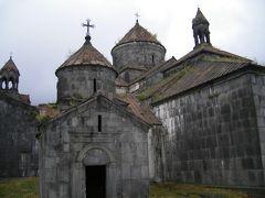 2006年アルメニアに行ってみた③(サナヒン、ハグパット)