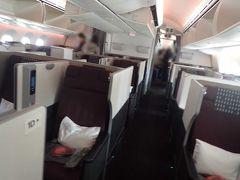 平渓天燈節・台北1☆JAL 成田~台湾桃園 B787ビジネスクラス(E11)搭乗記・サクララウンジ(NRT)
