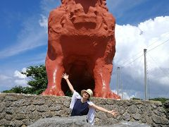 やっと天気に恵まれた沖縄!!