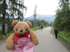 ポーランドの山岳リゾート ザコパネ(2)歩いても歩いても見えてこないモルスキエ・オコ湖