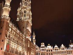 2017年子連れベルギー・イギリスの旅(7)~ブリュッセルで芸術三昧