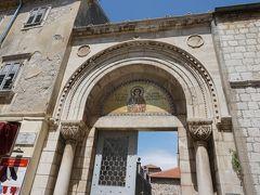 イタリア三都市 + イストラ半島ドライブ #15 : 古代ローマのポレチュ旧市街