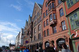 北欧4か国の旅 ノルウェー ベルゲン