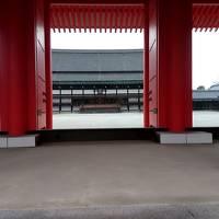 10月の京都 その3 ラスト 京都御所〜京都駅〜帰福