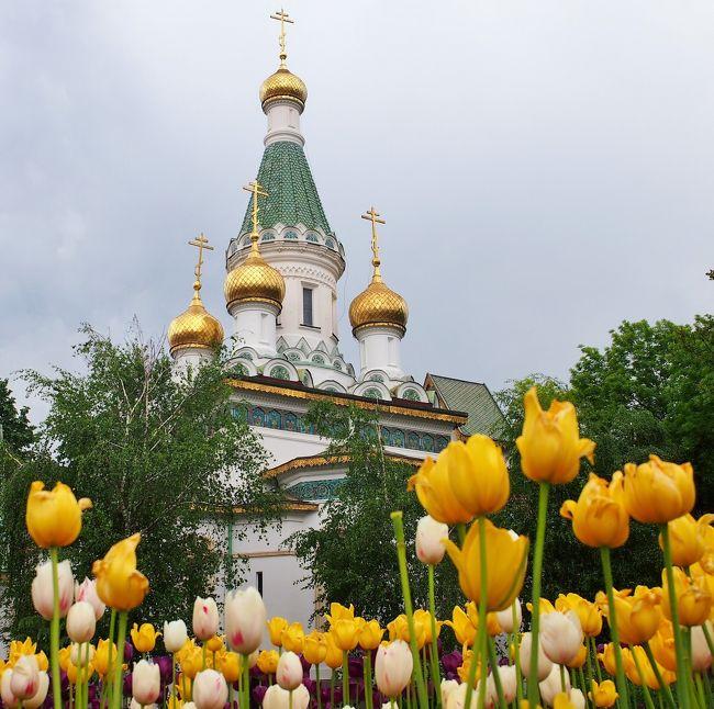 3泊したヴェリコ・タルノヴォから、ソフィアへ移動。<br /><br />ソフィアでは、午後からの半日しか時間はないけれど・・・いくつかの観光スポットと、そして・・・やっぱり目的なしのぶらぶら街歩きを楽しみたい。<br /><br />