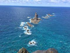 2017年9月 北海道への旅(4日目-2)~積丹ブルーを見に、神威岬へ