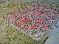 ドイツの秋:24Xantenクサンテンの町はかつて古代ローマ軍団の都市であった。
