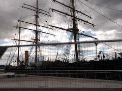 アイルランド・スコットランド11日間の旅⑪ ディスカバリー号のダンディー