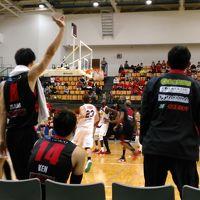☆籠球(バスケットボール)三部リーグ☆八王子TRAINS観戦記☆