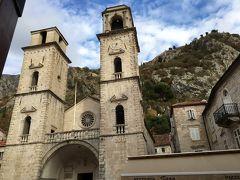 ベオグラードから入るクロアチア・スロベニア周辺5カ国周遊旅行モンテネグロ コトル編