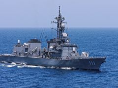 ソマリア沖アデン湾の護衛艦