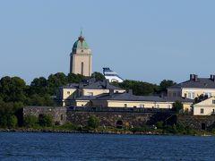 2017.8 22回目のフィンランド旅行4-1日目Silja Lineの出航,軍艦Porkkala,Kaarnaで会食