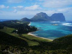 ロードハウ島 独自の進化を遂げた隠れ家 (Load Howe island, hidden gem with unique evolution)
