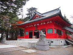 日限地蔵尊縁日の参拝をしにまた桐生へ、赤城山の山頂にある赤城神社にも参拝してきました。