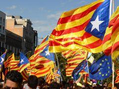 カタルーニャ独立運動