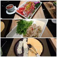 ビルの谷間に気軽で楽しいラウンジ!ヒルトン大阪クラブ2(カクテルタイム、朝食)