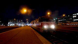 2017.8 22回目のフィンランド旅行5-1~2日目IC273列車(サンタクロースエクスプレス)でロバニエミへ,Simojarviに