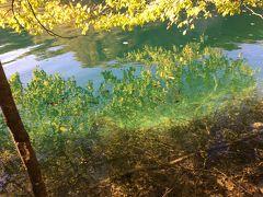 ベオグラードから入るクロアチア・スロベニア周辺5カ国周遊旅行クロアチア、プリトヴィツェ湖群国立公園下湖群編