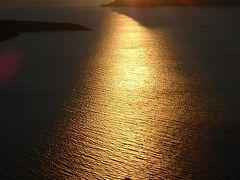 2017★ギリシャ/サントリーニ島② フィラ&フィロステファニ夕方~夜の散策