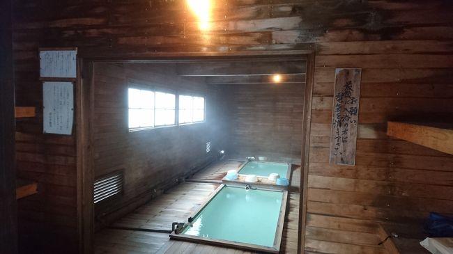 人生二回目の青森旅行。温泉あり食ありで素晴らしいところ。<br />酸ヶ湯温泉、谷地温泉、嶽温泉で秘湯を満喫。下北半島ではグルメを満喫。龍飛岬から十三湖までは快適なドライブを満喫。上北さくら温泉や新屋温泉では、町風呂のジモティーの会話を満喫。<br /><br />1日目 東京駅-新青森駅-雪中行軍記念館-酸ヶ湯温泉-谷地温泉-大湊(泊)<br />2日目 大湊-恐山-下風呂温泉-上北さくら温泉-蟹田-三厩-龍飛岬(泊)<br />3日目 龍飛岬-十三湖-五所川原-嶽温泉-平川-新青森駅-東京駅<br /><br />色々周遊しましたが、エリアはメインの下北半島としております。
