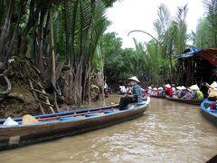 ベトナムの旅<2> メコン川クルーズ・水上人形劇