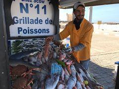 エッサウイラ(Essaouira:Morocco)「海辺の街でシーフードを」
