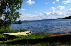 2017.8 22回目のフィンランド旅行11-5~6日目Rantatuvat Luiroのコテージに4泊