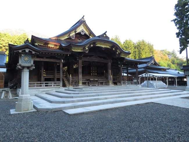 中越弥彦・・越後の一宮・弥彦神社と弥彦山をめぐります。