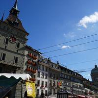 10月スイス旅行記 1/5 カタール乗り継ぎ、ベルン