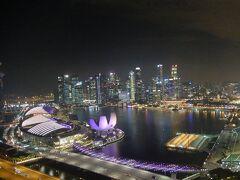 弾丸シンガポール!